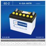 Nuovi 12V75ah asciugano la batteria caricata