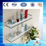 緩和されたガラスが付いている高品質4mm-12mmの家具の棚ガラス