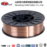 1,2Mm Er70s-6 15kg/Spool CO2 Fio de Solda