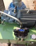 Cilindro do petróleo de 100 toneladas 5.5 sistema hidráulico de tanque de petróleo da bomba de atuador 200L do motor A37-F-R do quilowatt