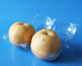 Contenitore impaccante della frutta di plastica a gettare per Apple 2 parti