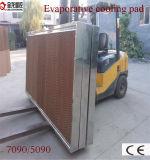 Almofada de alumínio Frame Cooling