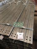 Estructura de acero ligera para la cubierta