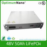 48V LiFePO4 de la batería para Telecom solución base.