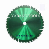 Tct Circular Saw Blade für Cutting Wood, Aluminum, Metal