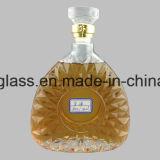 De Wodka van het Kristal van de superieure Kwaliteit, Alcoholische drank, Geest, Wijn, Whisky, de Fles 750ml van het Cognacglas