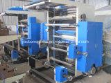 Печатная машина Flexo цвета Yb-2600 2 для полиэтиленовой пленки