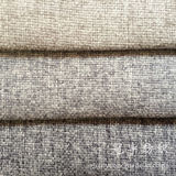 100 % polyester Linen-Looks Accueil canapé tissus textiles