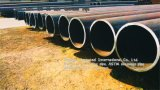 Pipe en acier sans joint gr. B, X42, X52, X60 d'api 5L ASTM A53