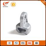 W pulsa los ojos del socket del hierro maleable para la línea de transmisión de arriba
