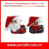 Décoration de Noël (ZY11S111-3-4-5) Décoration de Noël hiver