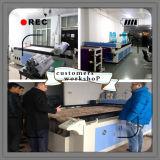 Machine de découpage en cuir de laser de Jq de qualité pour la couverture de portée de véhicule de chaussures