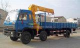 Gru diritta del braccio del camion della gru dell'asta da 10 tonnellate da vendere