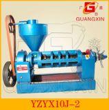 Macchinario di Guangxin della macchina dell'olio della pressa di olio Yzyx10j 4.5ton/Day