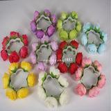 Garland nudo diadema de Flores Flor Cabello Bun (Cabeza-104)