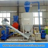 Máquina de moinho de péletes de alimentação animal, Alfafa Pellet Feed fazendo a máquina