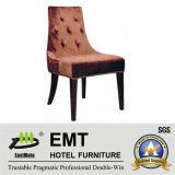 Chaise dinante confortable de beaux de conception meubles d'hôtel (EMT-011)
