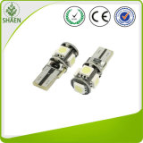 5SMD LED Canbus T10 LED 차 빛