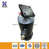Tipo cilindro hidráulico de Hyva para el carro de vaciado