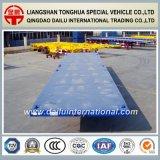 3 Semi Aanhangwagen van het Vervoer van de Container van assen Flatbed 40FT
