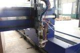 Máquina de corte de oxigênio CNC de tipo pórtico para chapa metálica