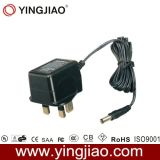 1-5W UK Plug in Switching Power Adapter