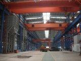 Atelier métallique préfabriqué de structure métallique