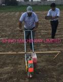 農業機械のための単一の列そして二重列押しのトウモロコシの種取り機