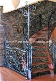 Pêche à la traîne artistique de bonne qualité d'escalier de fer d'usine