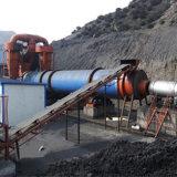 Secador rotativo para serradura, areia, pedra calcária (Dia1800x12000)