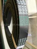 Ceinture V en caoutchouc et côtelé, ceinture poly v pour industrie