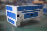 CNC van de Gravure van het leer de Plastic Scherpe Machine van de Laser