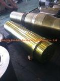 Подгонянное ASTM SAE1045h кующ вал шага