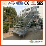 Viga de aço escadas para o Sistema de Eventos (RS-SB/DB/LB)