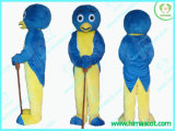 Hi fr71 Pingouin Bleu Pablo Backyardigans Mascot Costume