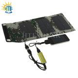 caricatore solare portatile del raccoglitore 5W/caricatore mobile solare pieghevole