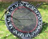 Lit professionnel de trampolines de gymnastique avec filet de sécurité