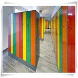 Rica en color, grano de madera laminado de alta presión / HPL