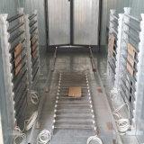 Электрическая печь покрытия порошка леча печь с вагонеткой