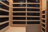 Bester verkaufender weites Infrarot-Sauna-Raum der roten Zeder-2018