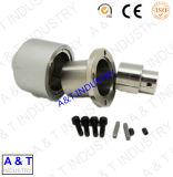 Часть машины CNC стали углерода точности или шестерни латуни поворачивая