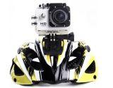 Sj4000 HD 30 tester del magnetoscopio di sport di macchina fotografica subacquea di azione