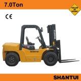 Verwendeter Mann-Dieselgabelstapler in China