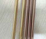 Heißes verkaufendekoratives Rohr des Edelstahl-304 für Aufbau