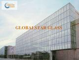 6+12A+6mmの空ガラスによって絶縁されるガラス