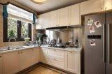Venda quente Agitador Branco armário de cozinha móveis de madeira maciça Yb1706131