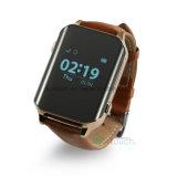 GPS het Horloge van de Drijver met de Monitor van het Tarief van het Hart & het Alarm van de Pil Y16