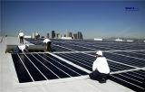 comitati solari flessibili amorfi della pellicola sottile del silicone 72W per il tetto