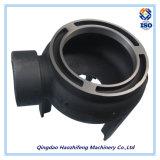 Raccord de la pompe à portillon en fonte par processus de fonte