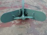 80HPトラクターのための新型農業のRidgingすき装置
